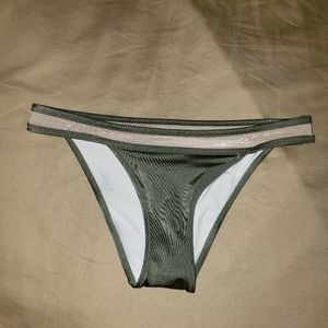 Nwot Pink Victoria Secret Bikini Bottom size Small